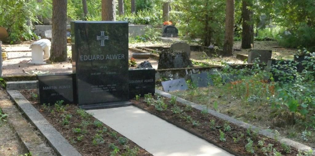 Eduard Alwer